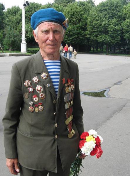 Ветераны псевдовеликой отечественной войны