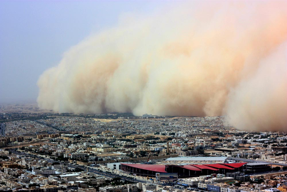 Картинки про песчаные бури