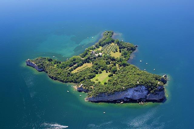 Фотография острова