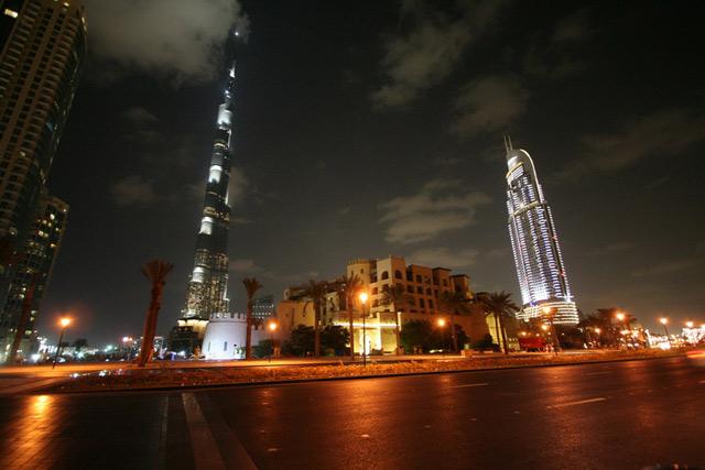 Самое высокое здание в мире. Фото