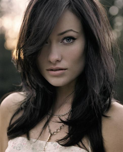 Красивая девушка с красивыми глазами