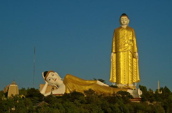 Будда Союза Мьянмы